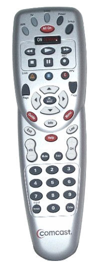 time warner cable remote manual